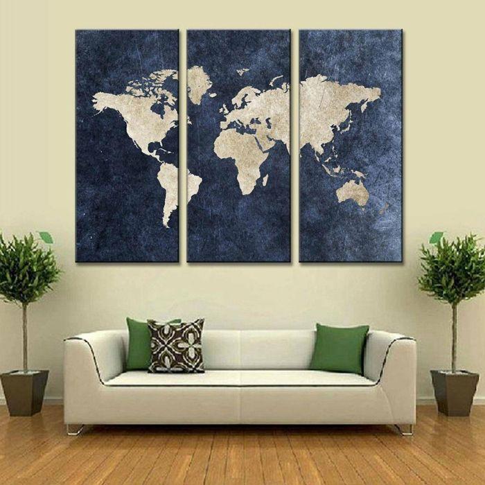 1057 besten Wanddekoration - Interior Wallpapers - Farben und coole ...