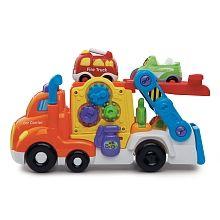 Tut Tut Bolides- Mon super camion transporteur - Édition anglaise