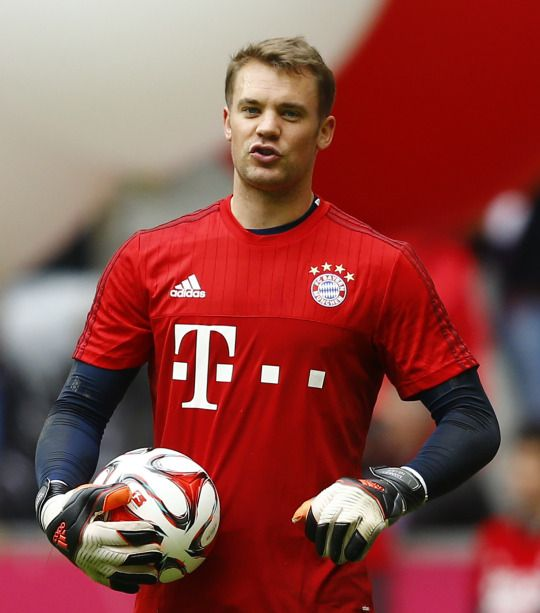 Pin on Manuel Neuer