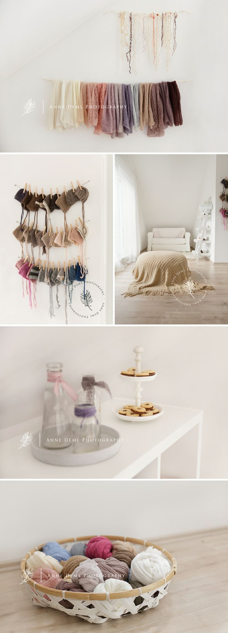 Bright And Nice Baby Studio For Newborn Photography Fotostudio
