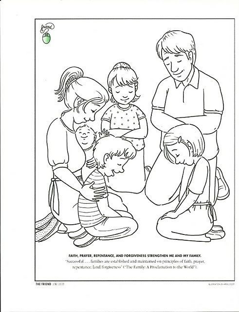 Lds Coloring Pages Forgiveness. Cute Prayer Coloring Page  360 Best Church Fasting Images On Lds Pages for kids