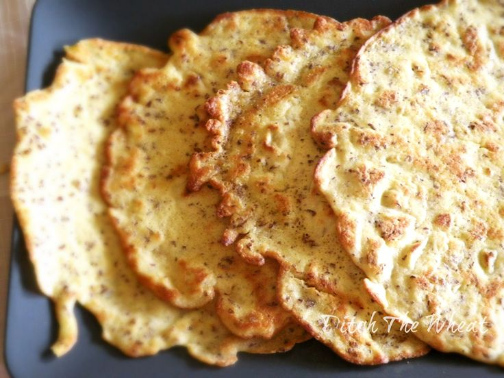 Low Carb Tortillas | This tortilla recipe is great for making tacos and Mexican casseroles! (And quesadillas!)