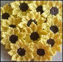 My Own Universe: ALL KINDS OF CROCHET FLOWERS