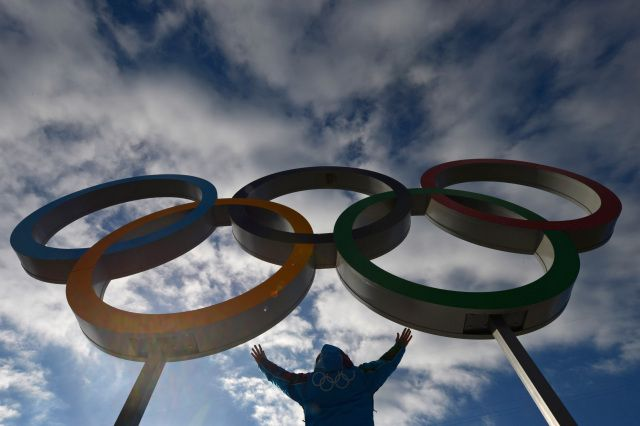 Why do the #Sochi #Olympics start before the opening ceremony? You might be surprised by the answer.