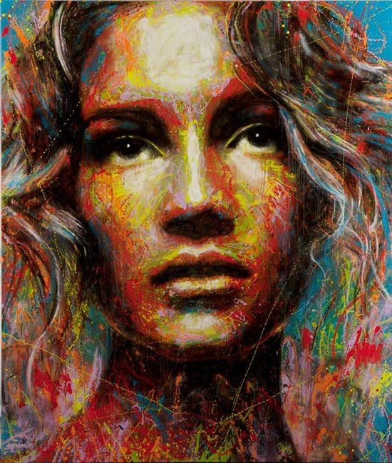 Street Art Of David Walker