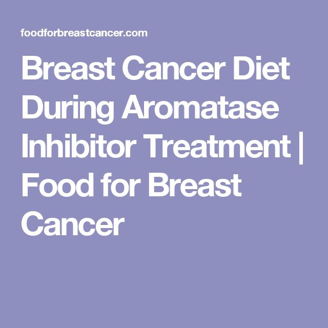 Aromatase inhibitors in breast cancer