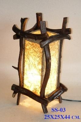 Rainforest Lamp SS 03  $99.95