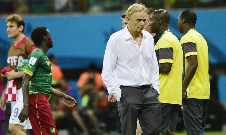Cameroun : l'Allemand Volker Finke n'entraînera plus les Lions indomptables - http://www.camerpost.com/cameroun-lallemand-volker-finke-nentrainera-plus-les-lions-indomptables/?utm_source=PN&utm_medium=CAMER+POST&utm_campaign=SNAP%2Bfrom%2BCAMERPOST