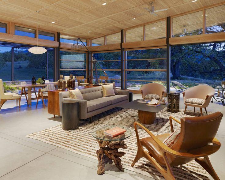 70 moderne, innovative Luxus Interieur Ideen fürs Wohnzimmer - moderne innovative luxuriose ideen wohnzimmer