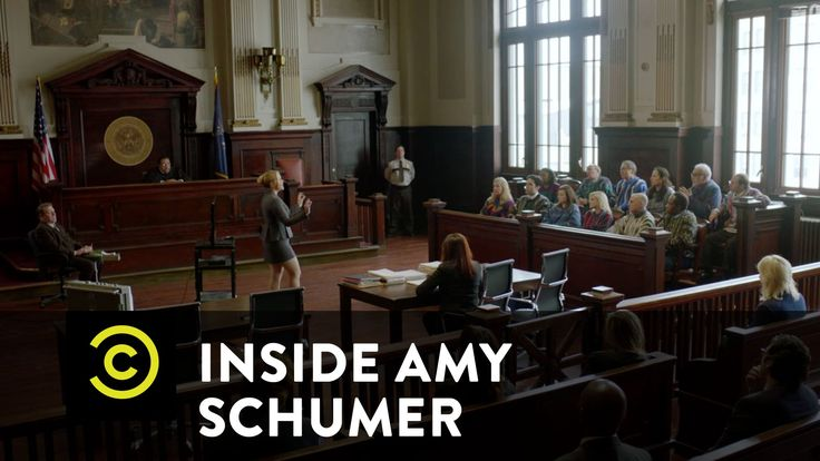 Inside Amy Schumer - Court of Public Opinion: The Trial of Bill Cosby