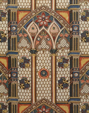 Gothic Revival article https://michellegoetz.wordpress.com/2011/07/28/victorian-revivals/