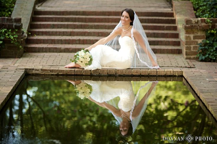 Bridal Shoot at Hopeland Gardens
