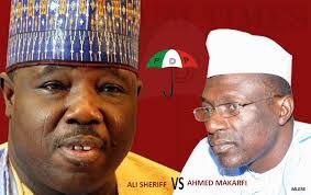 APC in Trouble as PDP join Forces Sheriff And Makarfi Factions Meet Vow To End PDP Crisis   The two factions in the Peoples Democratic Party (PDP) embroiled in a leadership struggle Senator Ali Modu Sheriff and Senator Ahmed Makarfi met today in Abuja agreeing to end the relentless political drama. It will be recalled that Mr. Sheriff and Mr. Makarfi have both claimed to be the legitimate Chairman of the PDP for several months. At the height of the disagreement sponsored supporters of both…