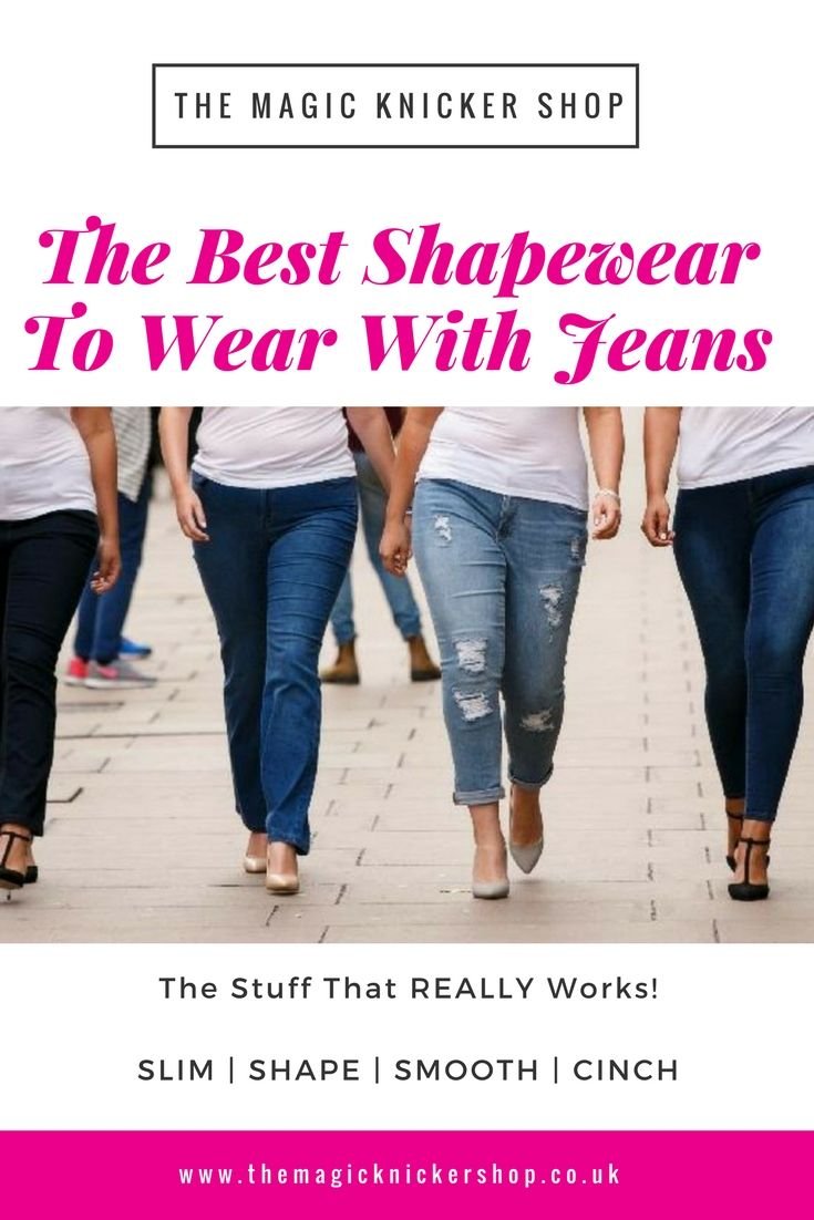 389c5a179377b Are you looking for the best shapewear to wear under your jeans  Dive on  into our blog to see what things you should be looking out for.