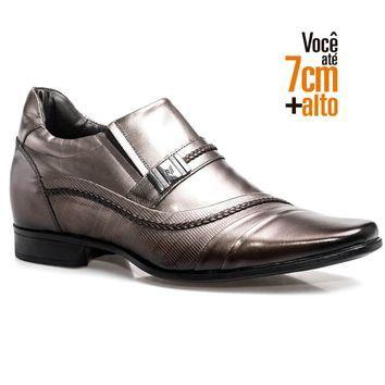 c1dc9c598 Sapato Masculino com Salto – Loja Rafarillo Sapatos Masculinos Rafarillo, Melhores  Sapatos Masculinos, Sapatilha