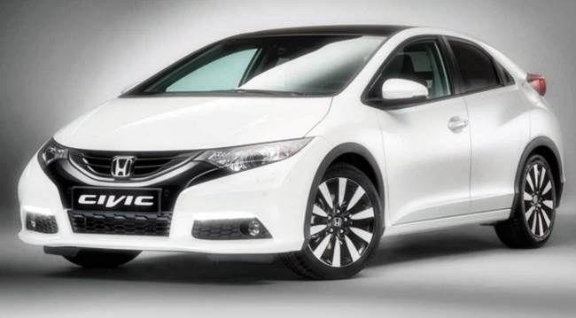 2017 Honda Civic Sedan SI front