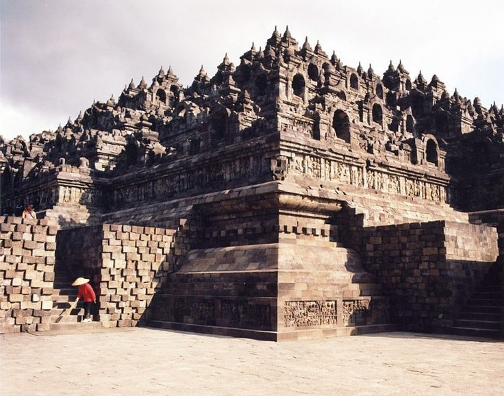 Borobudur Temple - Java, Indonesia #PINDONESIA