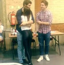 Shit this is cute #zalfie