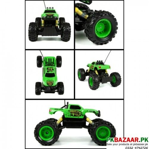Maisto Tech Rock Crawler 4WD Electric RTR RC For sale in Pakistan
