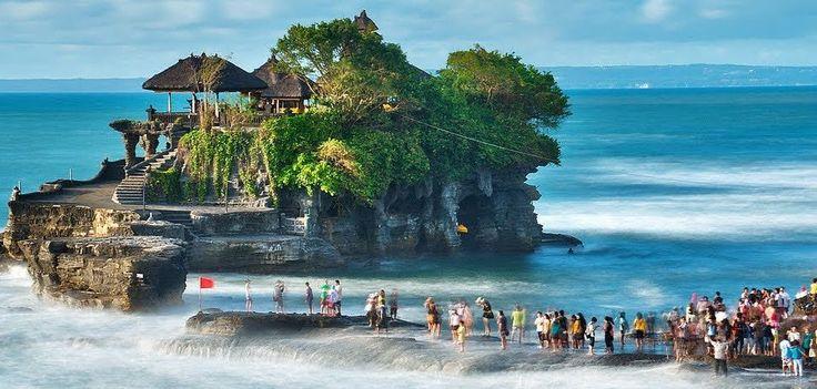 Международный молодежный лагерь в Бали