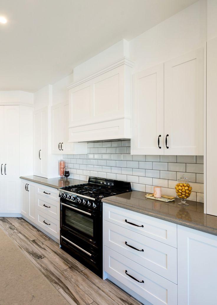 Großartig Küsten Stil Küchenschränke Bilder - Küchen Design Ideen ...