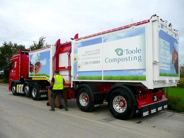 O'Toole Composting Ltd. - Truck Graphics