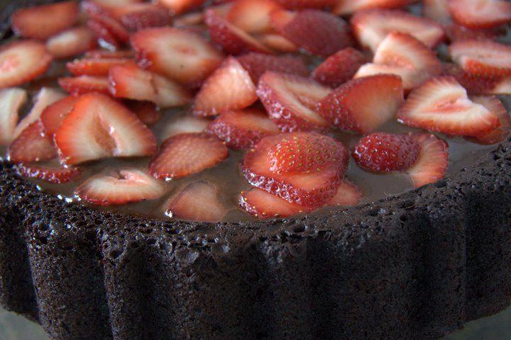 H's Chocolate Chocolate Chocolate Birthday Cake « Kitchen Confit