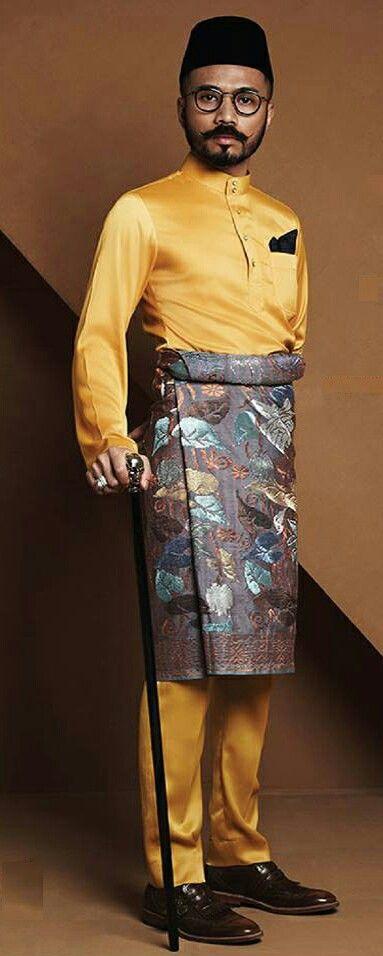 Baju Melayu Wak Doyok by Elrah Exclusive
