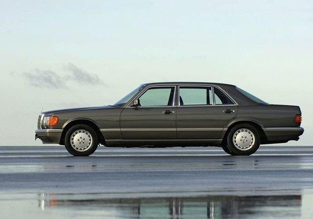 Sclass Mercedes Benz Maybach Mercedes Benz Classic Mercedes W126