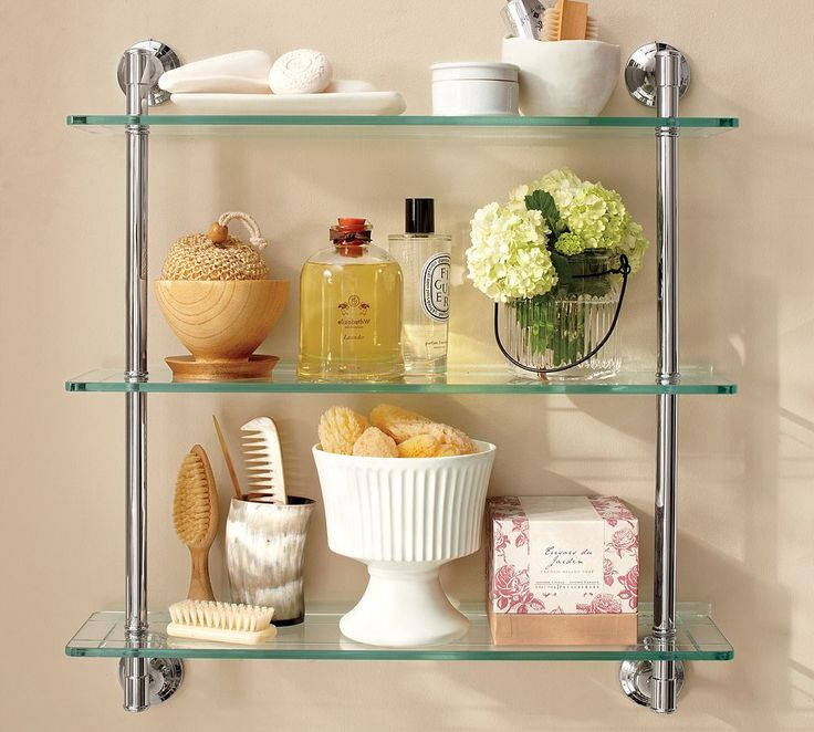 Pottery Barn Shelves, Pottery Barn Bathroom And Barn Bathroom On Pinterest