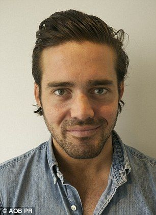 'Everyone thinks I'm 45!' Spencer Matthews, 25, decides to take action #dailymail