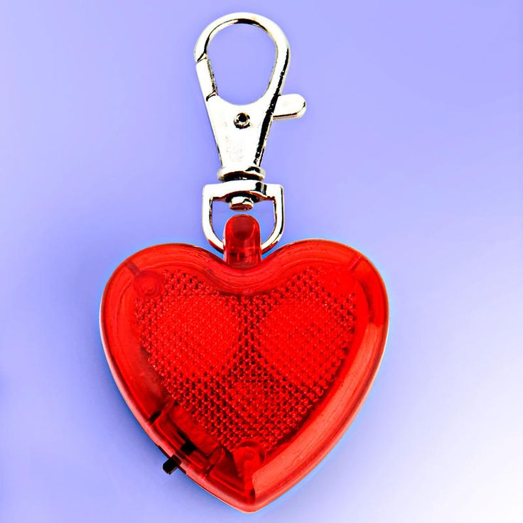 LED srdcový přívěsek pro zvířata   Magnet 3Pagen #magnet3pagencz #3pagen #animals