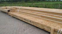 Laminated veneer lumber wood panel