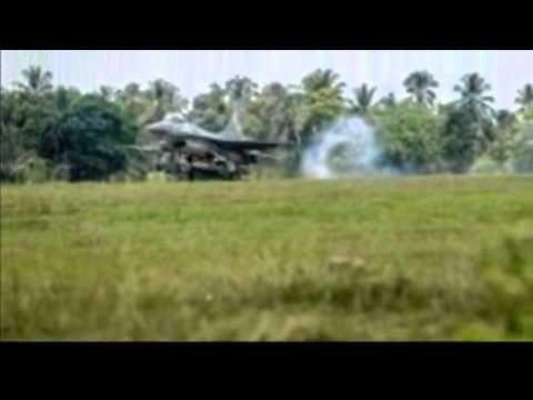 Ini Kecanggihan Pesawat F 16 yang Jatuh dan Terbakar