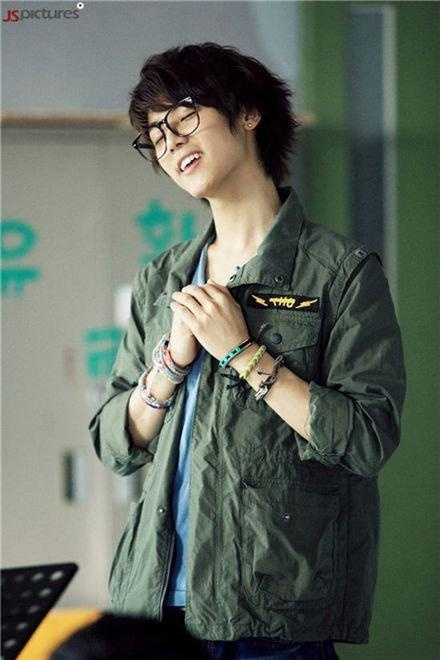 Kang Min Hyuk in heartstrings