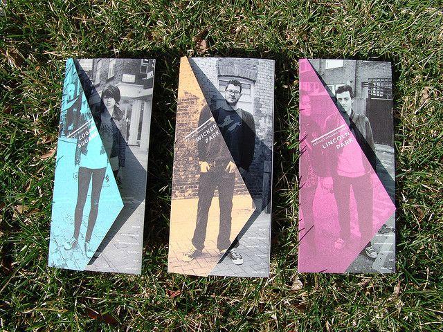 Family of brochures, brandon souba