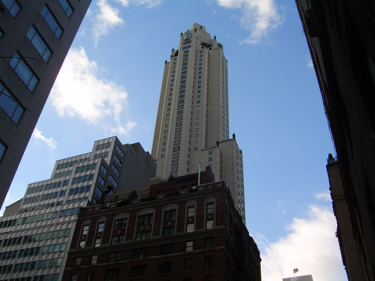 Photo of NYC Buildings on my WalkAbout