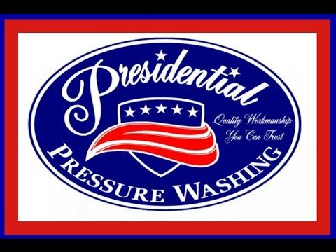 Tampa Roof Cleaning http://www.presidentialpressurewashin... For the best roof cleaning service in Tampa Fl contact Presidential Pressure Washing, (727) 600-...