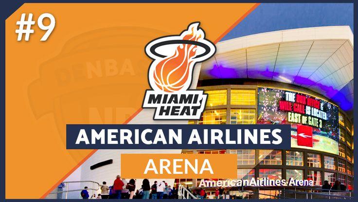 American Airlines Arena Pabellón de Los Miami Heat