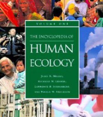 The Encyclopedia Of Human Ecology PDF