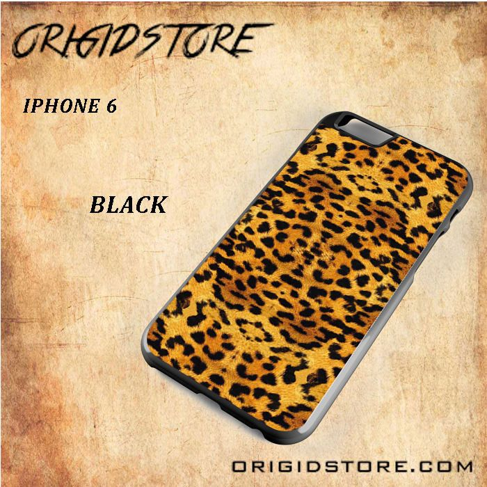 Leopard Pattern skin Black White Snap On Or 3D For Iphone 6