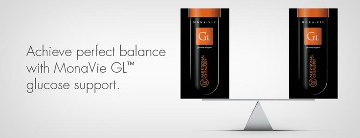 Achieve Perfect Balance with MonaVie GL™ Glucose Support