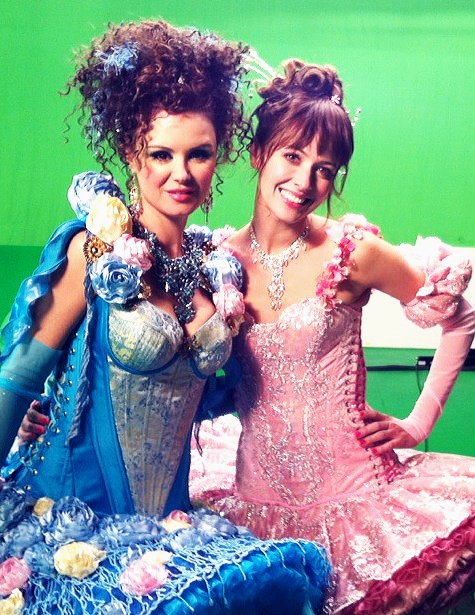 The Blue Fairy and Nova, Once Upon a Time