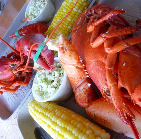 In Rockland for the 65th Annual Maine Lobster Festival: Delicious!