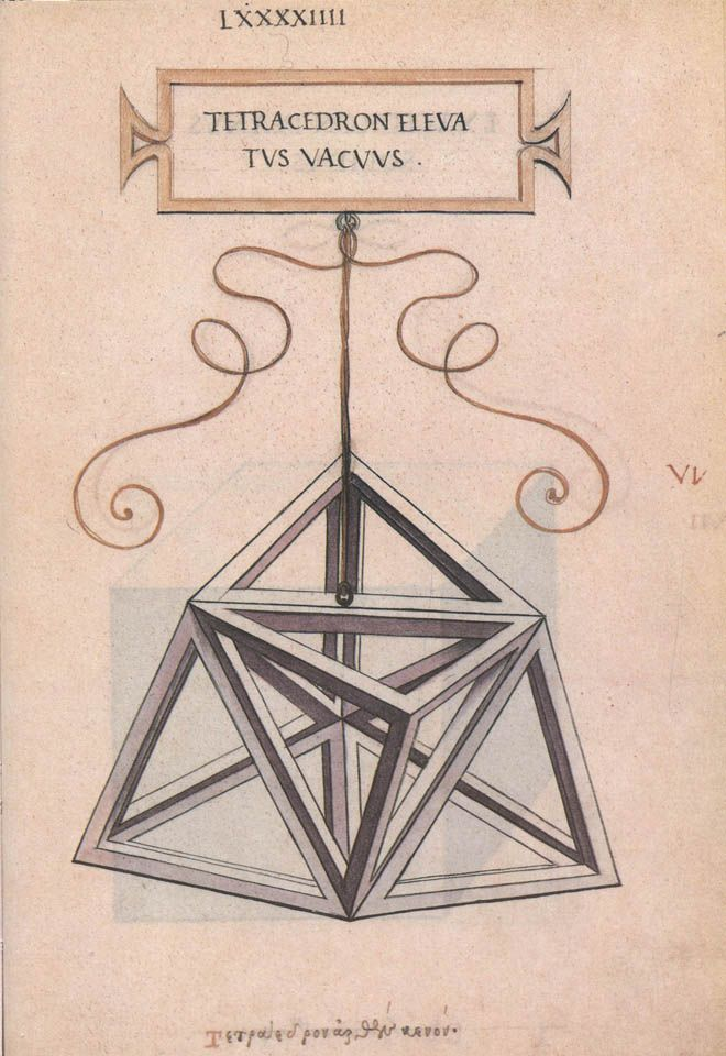 Luca Pacioli Leonardo Da Vinci De Divina Proportione Plate Vi Sezione Aurea Leonardo Da Vinci Tutorial Legatoria