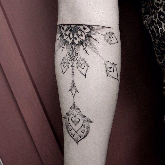 dot #tattoo #ink