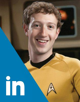 """A 2014 blog post I wrote on LinkedIn titled """"Facebook & The Kobayashi Maru"""" about the importance of reevaluating your approach to Facebook in light of the drop in organic reach was viewed 1.4K times and generated a lot of conversation."""