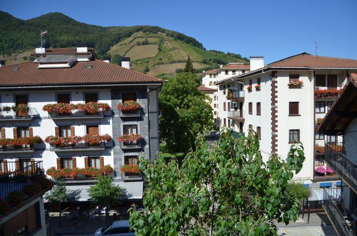 Leitza, un pueblo entre montañas, cerca de San Sebastián y Pamplona