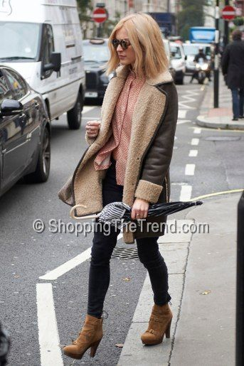 Fearne Cotton streetstyle inspiration