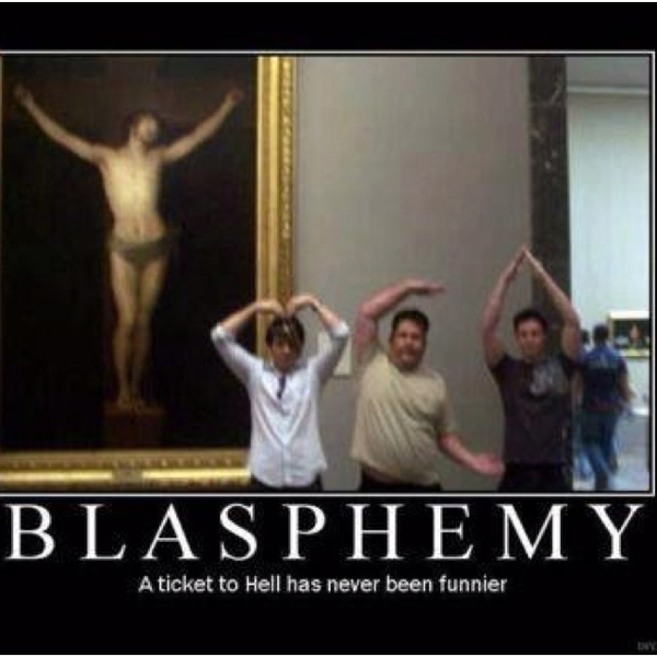 So wrong.Religious Humor, Jesus, Demotivational Posters, Too Funny, Funny Stuff, Twists Humor, Motivation Posters, So Funny, Funnystuff